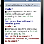 UEFA Mobile Dictionary by Paragon Software Group